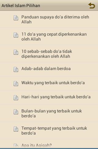 免費下載書籍APP|Artikel Pilihan Islam app開箱文|APP開箱王