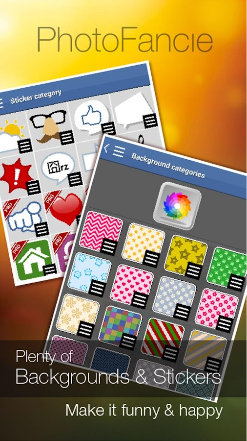 Collage Maker - PhotoFancie - screenshot