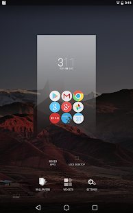 Blur - A Launcher Replacement - screenshot thumbnail