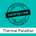 The Thermal Paradise logo