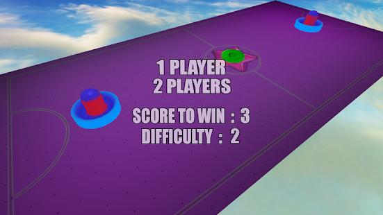 Air Hockey 3D Game