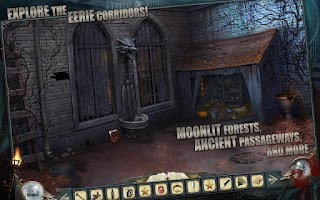 Screenshot of Curse of the Werewolves