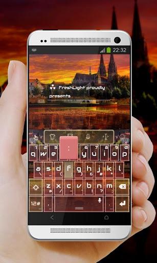 玩免費個人化APP 下載紅城堡 TouchPal Theme app不用錢 硬是要APP