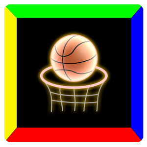 Glow Basketball for PC and MAC