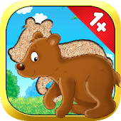 Hugo The Bear - Kids Puzzles