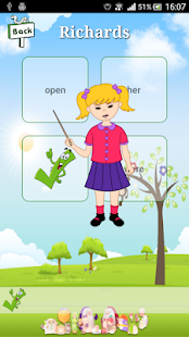 Teach First Grade for Android- screenshot thumbnail
