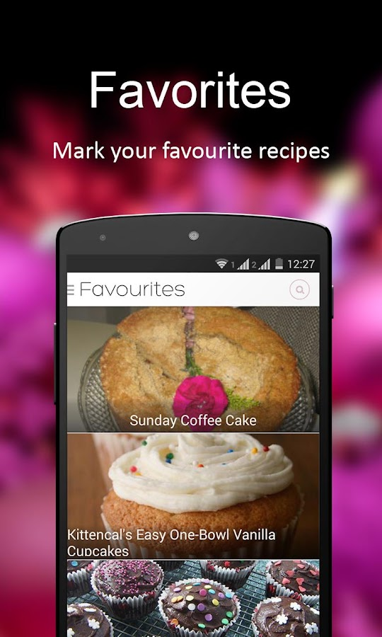Chocolate recipe book free android apps on google play chocolate recipe book free screenshot forumfinder Image collections