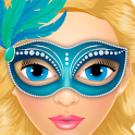 Mask Makeup Game for Girls icon