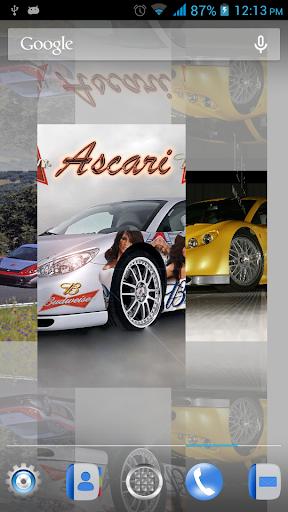 Ascari Live Wallpaper