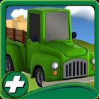 Farm Truck Driving Simulator icon
