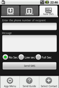 settings.secure.sms default application