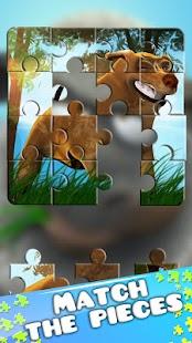 Hry Farma Skládačky Pro Děti - náhled