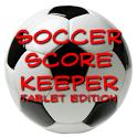 Soccer Scorekeeper Tablet Ed icon