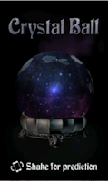 Screenshot of Free Crystal Ball: Get Answers