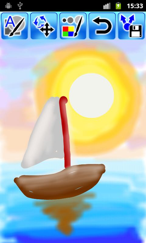 Draw and Paint- screenshot
