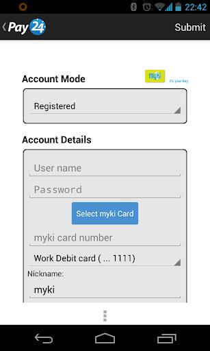 【免費交通運輸App】Pay24-APP點子
