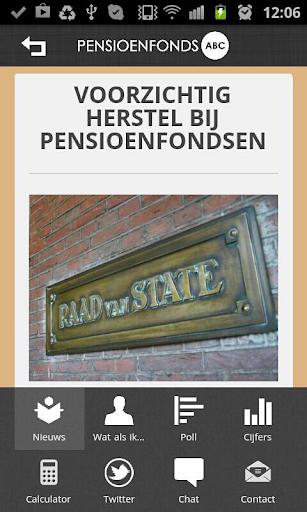 【免費財經App】ABC Pensioenen-APP點子