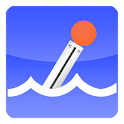 Beach Water Temperature logo