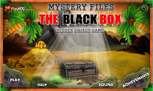 Black Box - Free Hidden Object