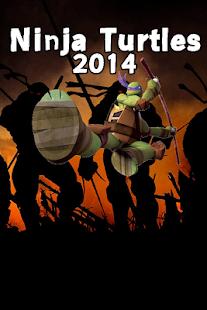 เต่านินจา : นินจาเต่า 2014