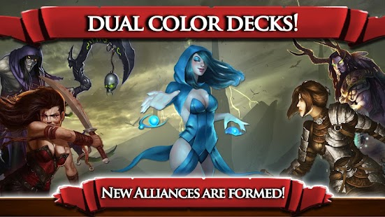 Forgotten Myths CCG- screenshot thumbnail