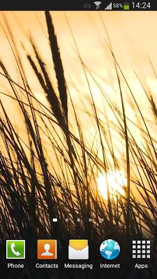 Grass Live Wallpaper HD - screenshot