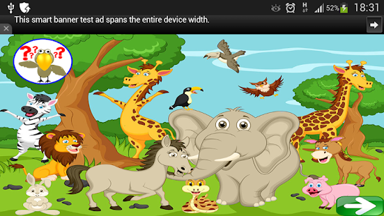 Animal Sounds Quiz- screenshot thumbnail