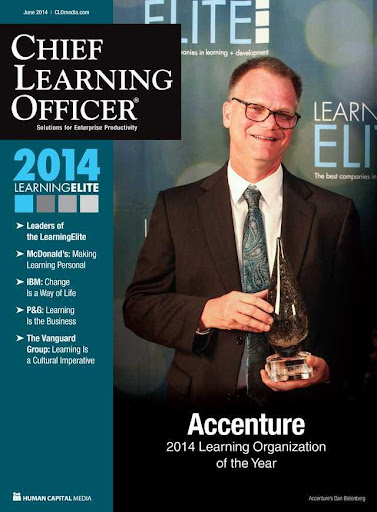 Chief Learning Officer mag