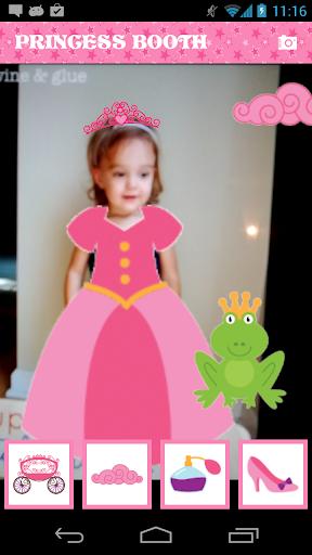 Princess Booth