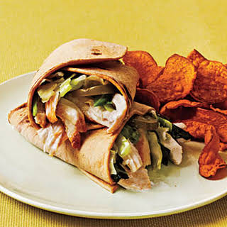 Grilled Chicken Wraps.
