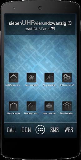 Apex Nova Semiotik Gray Icons