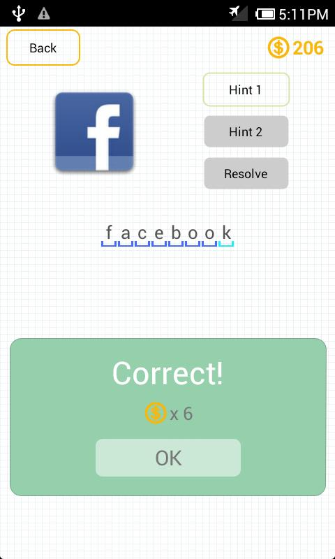 App Logo Quiz- screenshot