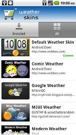 Fancy Widgets Screenshot 6