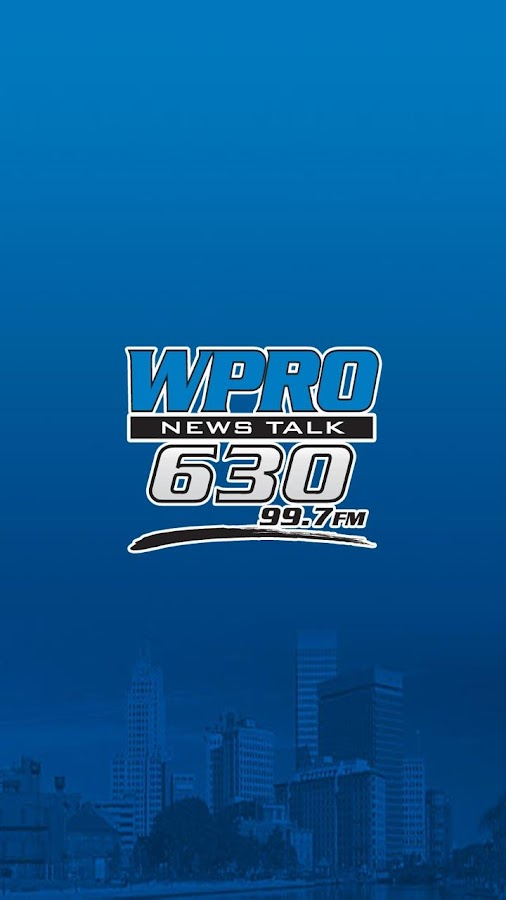News Talk 630 WPRO & 99.7 FM - screenshot