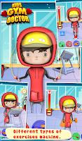 Screenshot of Kids Gym Doctor - Kids Game