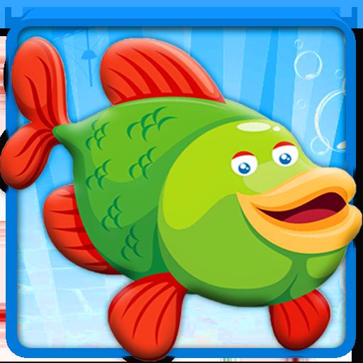 魚塔:現場夢幻冒險 休閒 LOGO-玩APPs