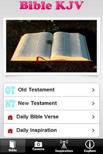 Bible KJV FREE