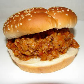 Super Easy Sloppy Joes