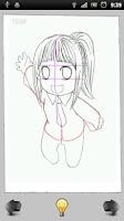 Screenshot of Draw Manga