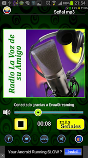Radio La Voz de su Amigo- screenshot thumbnail