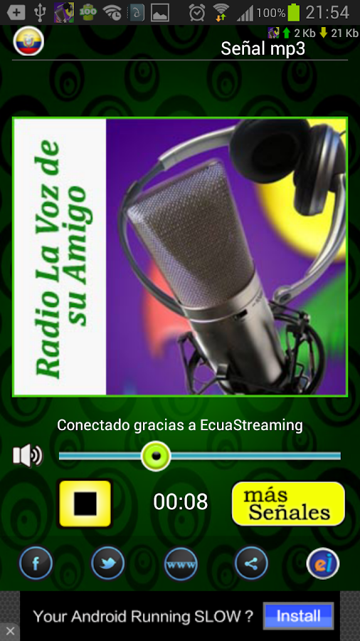 Radio La Voz de su Amigo- screenshot