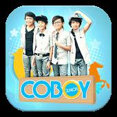 Coboy Junior Wallpaper Puzzle