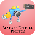 Restore Delete Pic From SDcard icon