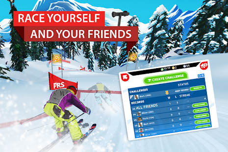 FRS Ski Cross - screenshot thumbnail