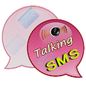 Talking SMS icon