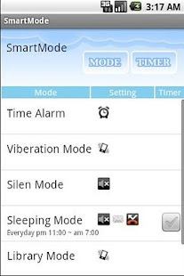 Ringer Manager - SmartMode - screenshot thumbnail