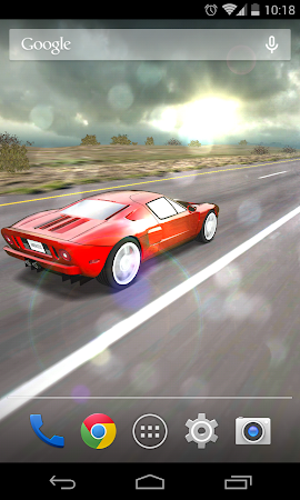 3d Car Live Wallpaper Free 3 3 Apk Free Personalization Application