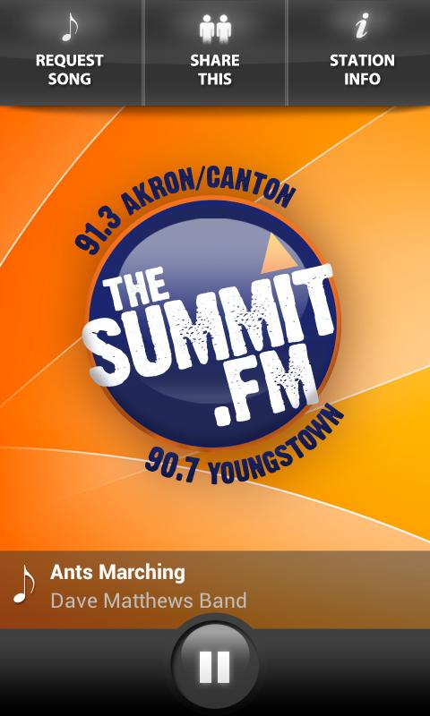 The Summit Radio- screenshot