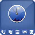 Facebook Go Launcher Ex Theme logo