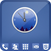Facebook Go Launcher Ex Theme